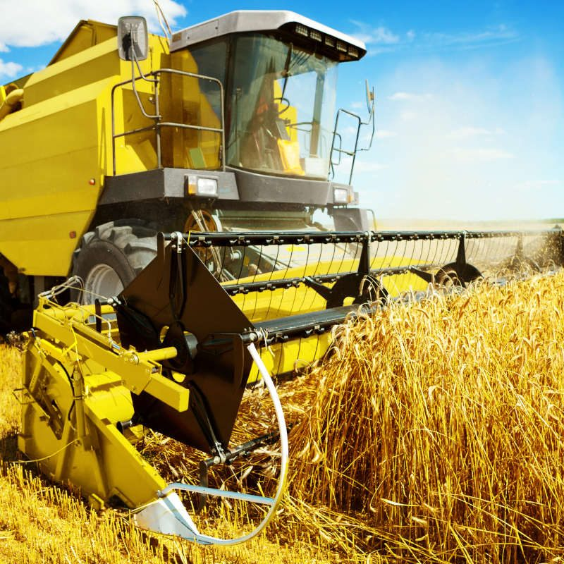 ACURE™ for agricultural equipment